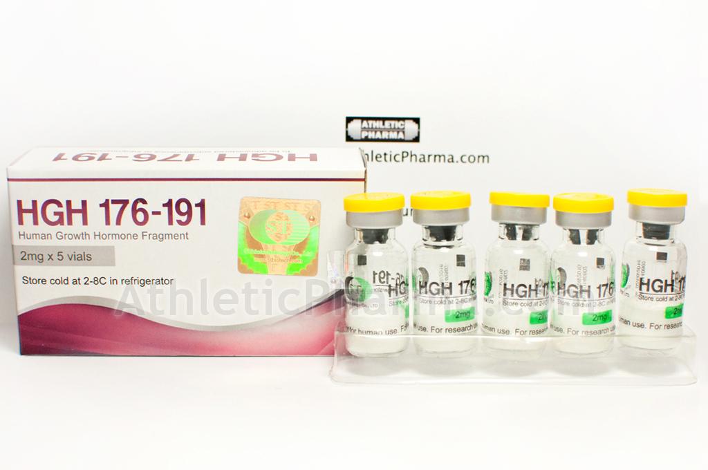 Пептид hgh 176-191 и кленбутерол оксандролон в москве