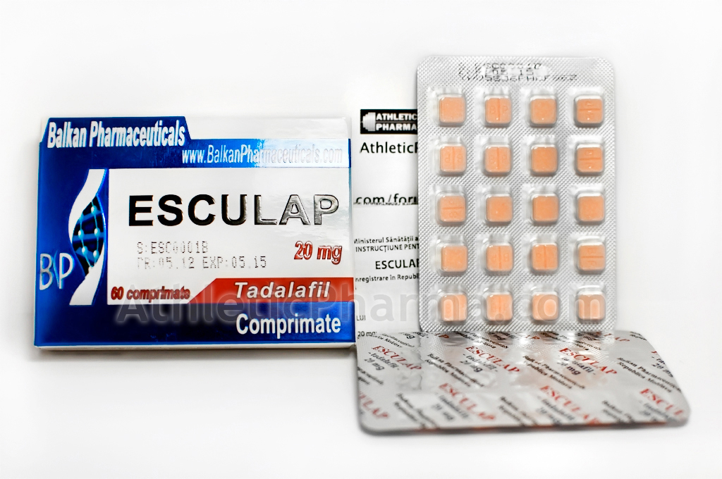 Таблетки инструкция esculap