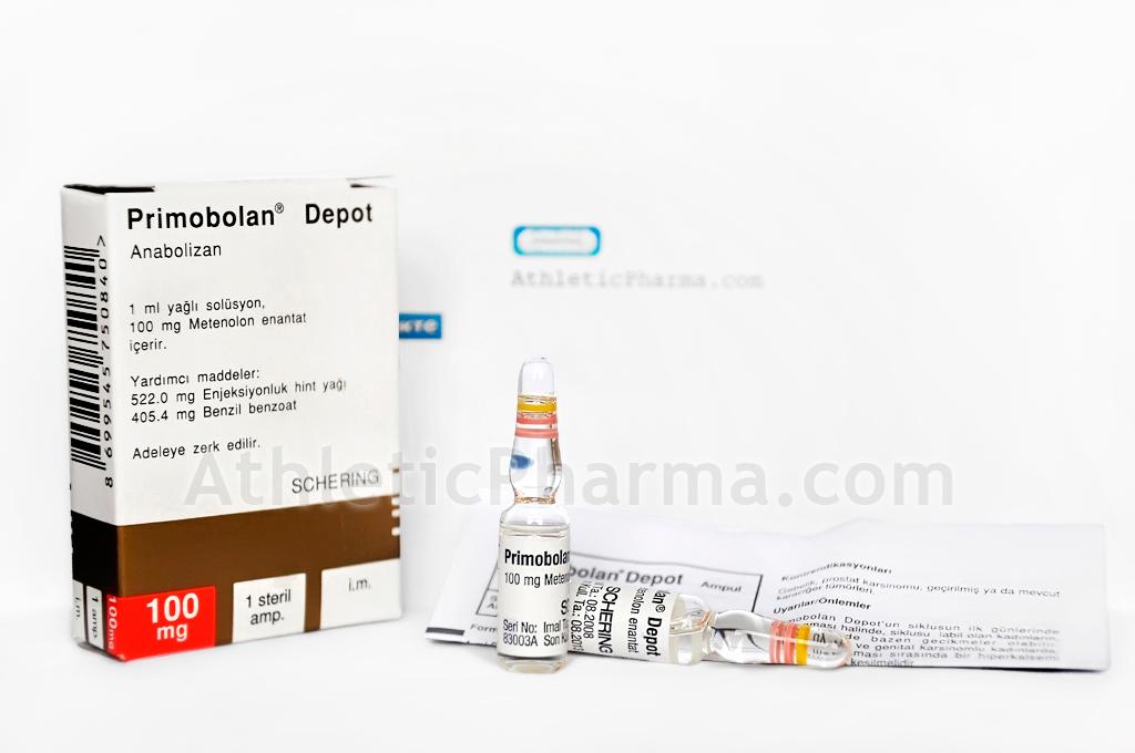Примоболан цена в уколах как обнаружить в организме стероиды