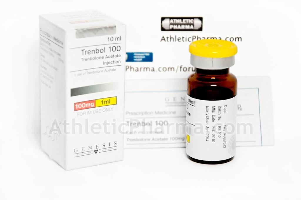 tren injection pain